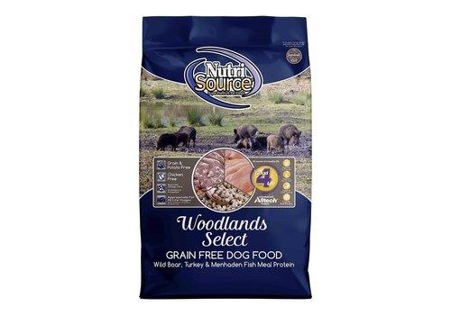 NutriSource NutriSource GF Woodlands 5#