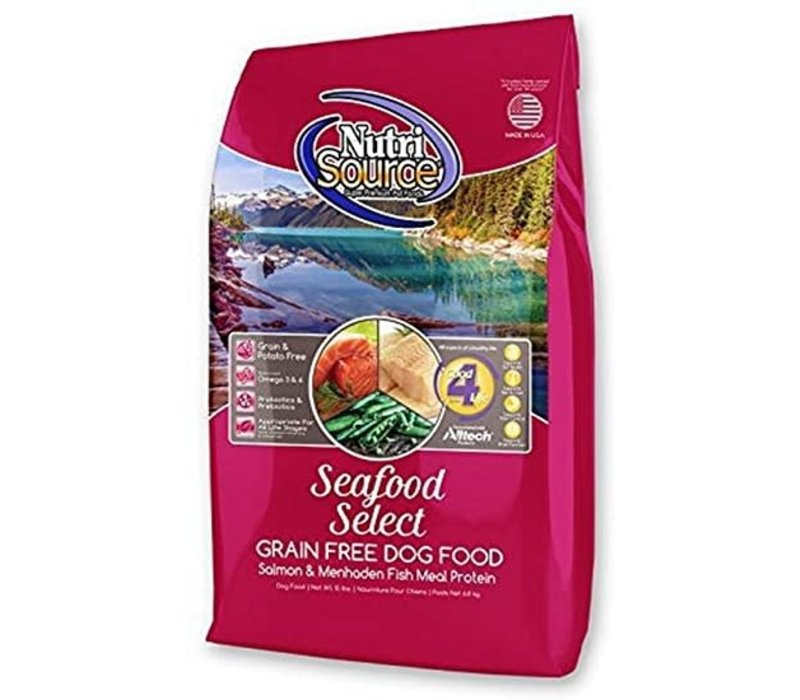 NutriSource GF Salmon 5#