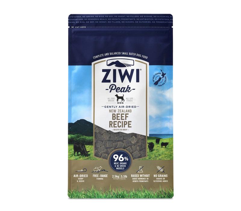 Ziwi Peak Air-Dried Dog Beef 5.5lbs