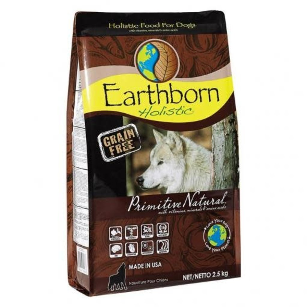 Earthborn Earthborn EB Holistic Primitive Nat. 14#