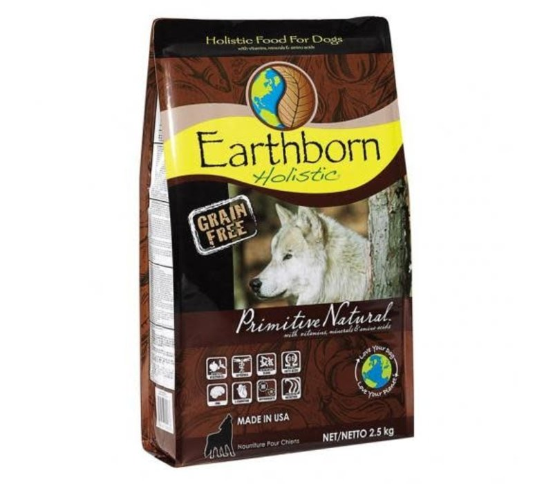 Earthborn EB Holistic Primitive Nat. 14#