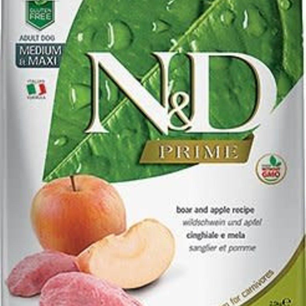 Farmina Farmina Dog GF Prime Boar Apple 26.5#