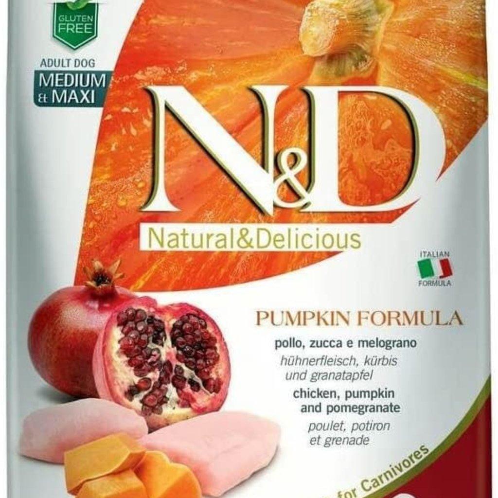 Farmina Farmina Chicken/Pumpkin/Pomegranate Med/Max 5#
