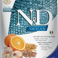 Farmina Farmina Ancestral Grain Ocean Cod Orange Mini 5.5#