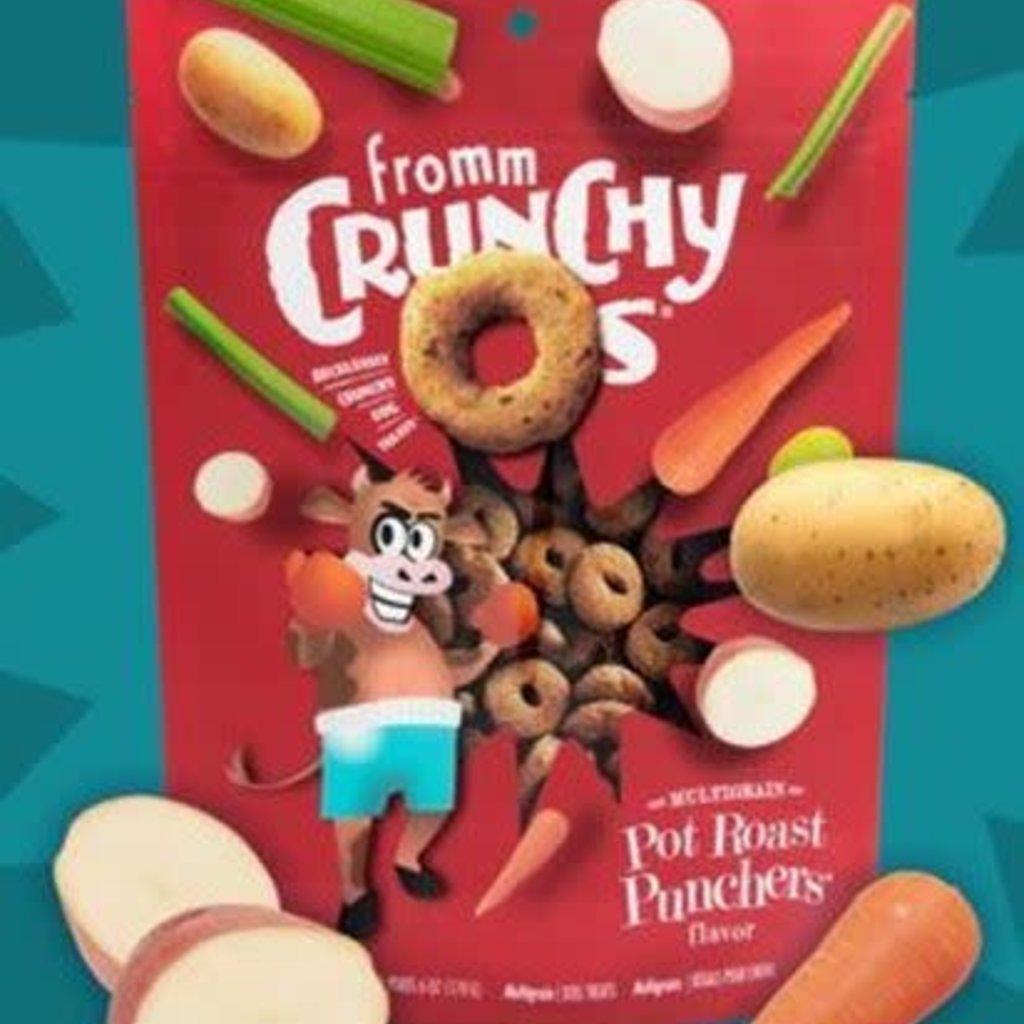 Fromm Fromm Crunchy Os Pot Roast Punchers 6oz