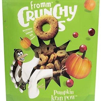 Fromm Fromm Crunchy Os Pumpkin Kran POW 6oz
