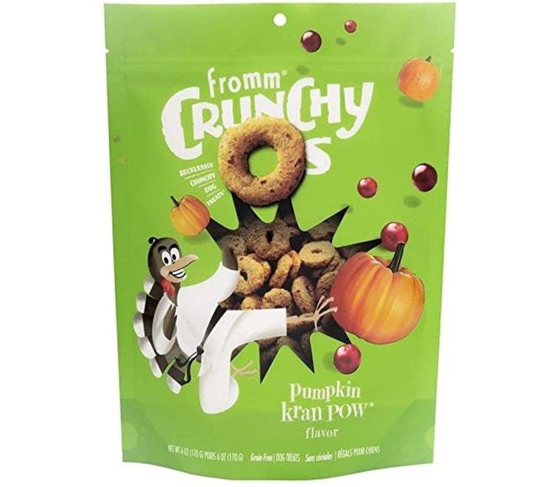 Fromm Crunchy Os Pumpkin Kran POW 6oz