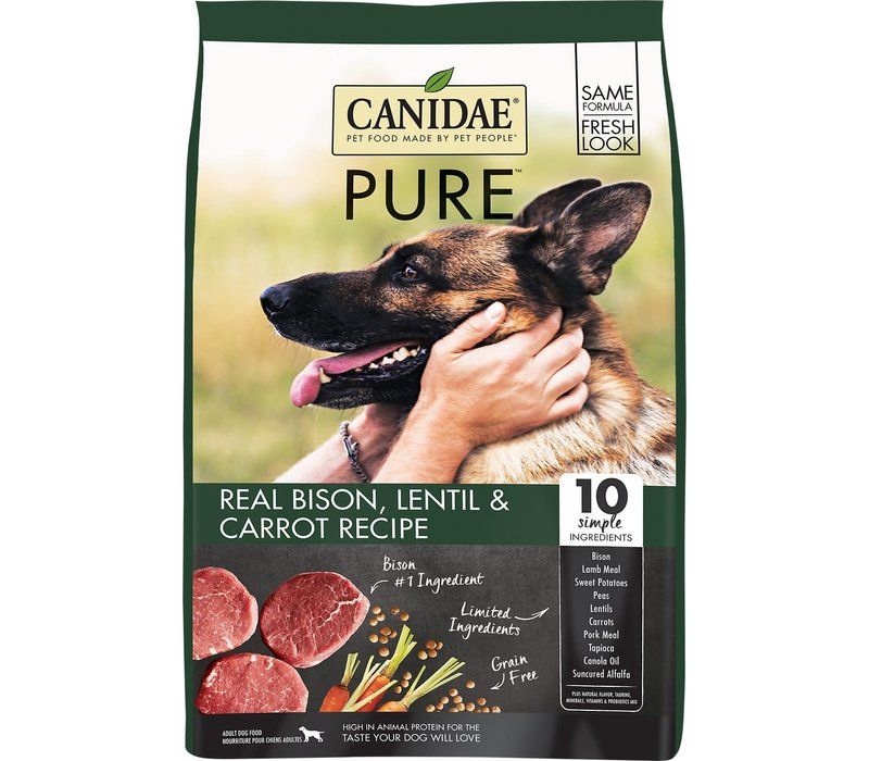 Canidae GF Pure Bison 21#