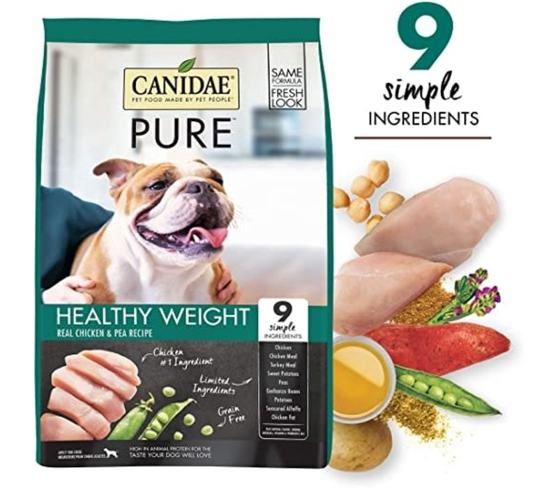 Canidae Pure Resolve 24#