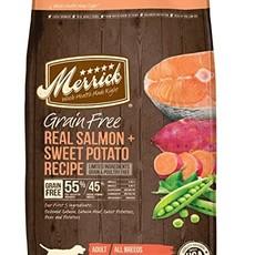 Merrick Merrick Grain Free Salmon 22#