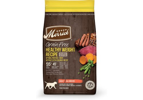 Merrick Merrick GF Healthy Weight 22#