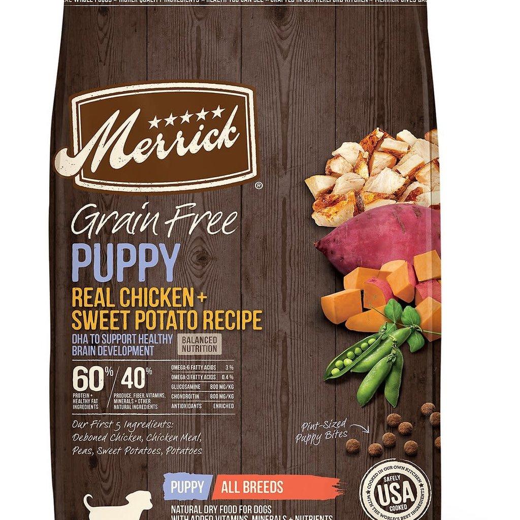 Merrick Merrick GF Puppy 22#
