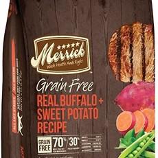 Merrick Merrick GF Pork 4#