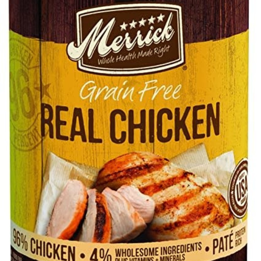 Merrick Merrick GF Chicken 13oz