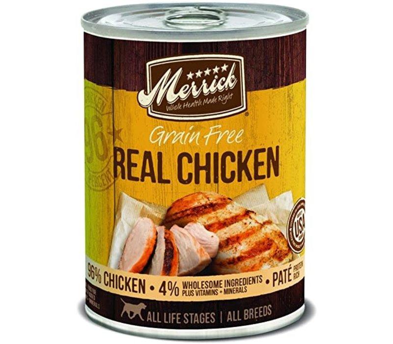 Merrick GF Chicken 13oz