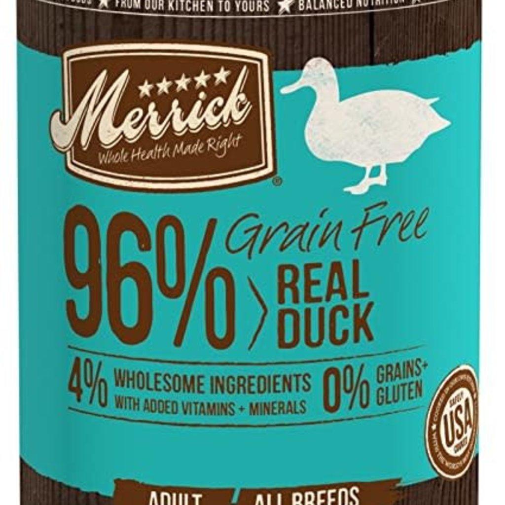 Merrick Merrick GF Duck 13oz