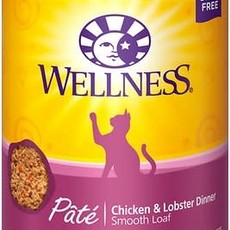 Wellness Wellness Chicken/Lobst 13oz Ca