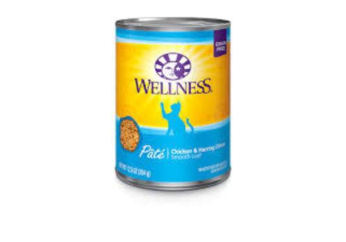 Wellness Wellness Chicken/Herri 13oz
