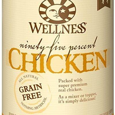 Wellness Wellness 95% Chicken 13oz