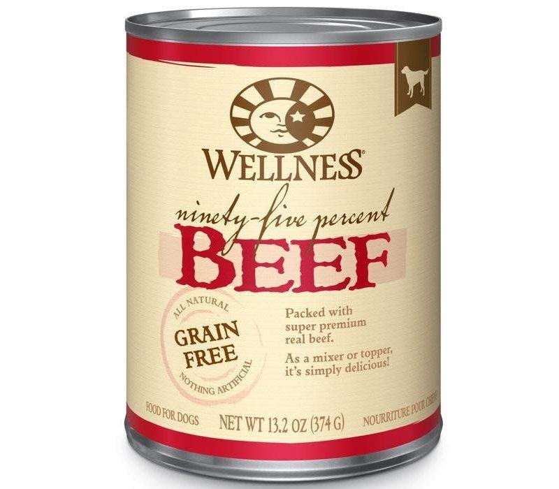 Wellness 95% Beef 13oz