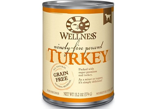 Wellness Wellness 95% Turkey 13oz