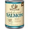 Wellness Wellness 95% Salmon 13oz