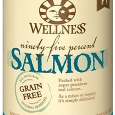 Wellness Wellness 95% Salmon 13oz
