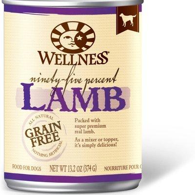 Wellness Wellness 95% Lamb 13oz