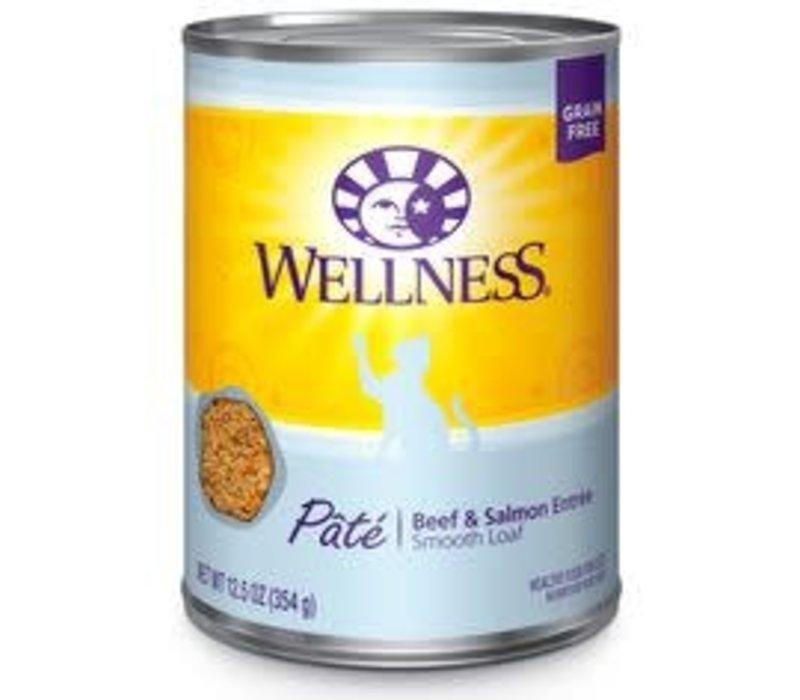 Wellness Beef/Salmon 13oz