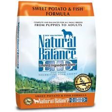 Natural Balance NB Fish 15lbs