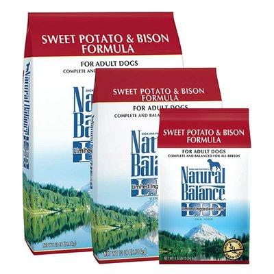 Natural Balance NB Bison 13#