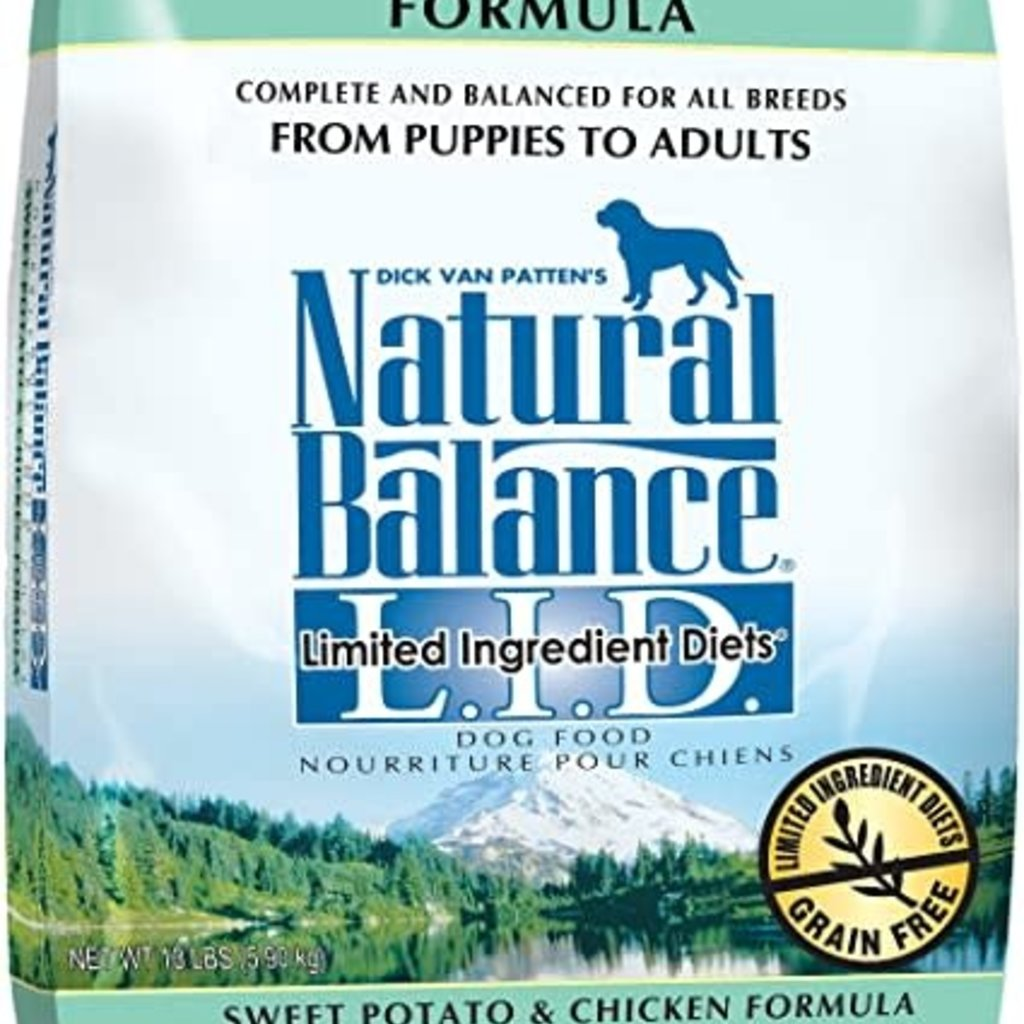 Natural Balance NB Chicken 13lbs