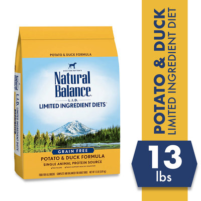 Natural Balance NB Duck 13lbs