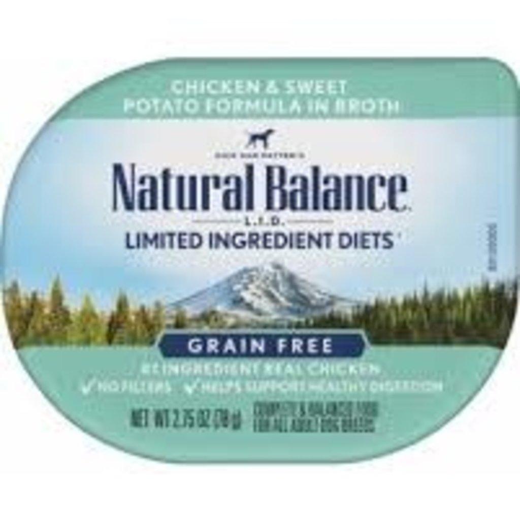 Natural Balance NB Chicken 4.5lbs
