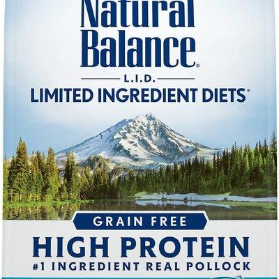 Natural Balance NB Pollock LID 4#