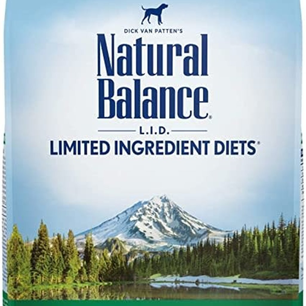 Natural Balance NB Lamb 4.5lbs