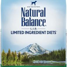 Natural Balance NB LID Lamb 12#