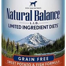 Natural Balance NB Fish 13oz