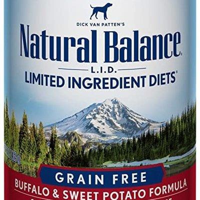 Natural Balance NB Buffalo 13oz