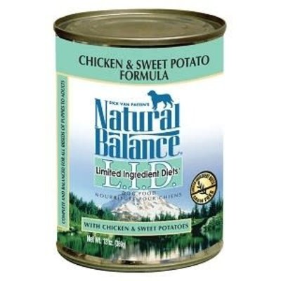 Natural Balance NB Chicken 13oz