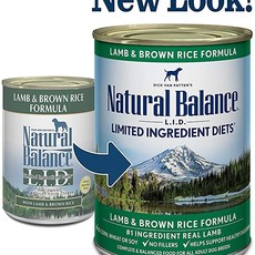 Natural Balance Natural Balance NB Lamb 13oz