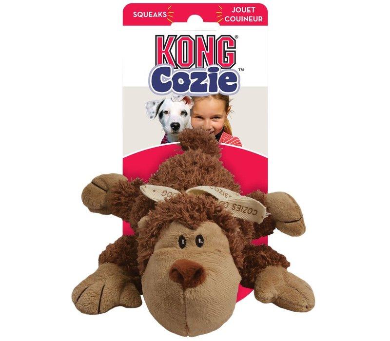 Kong Cozie Spunky Monkey