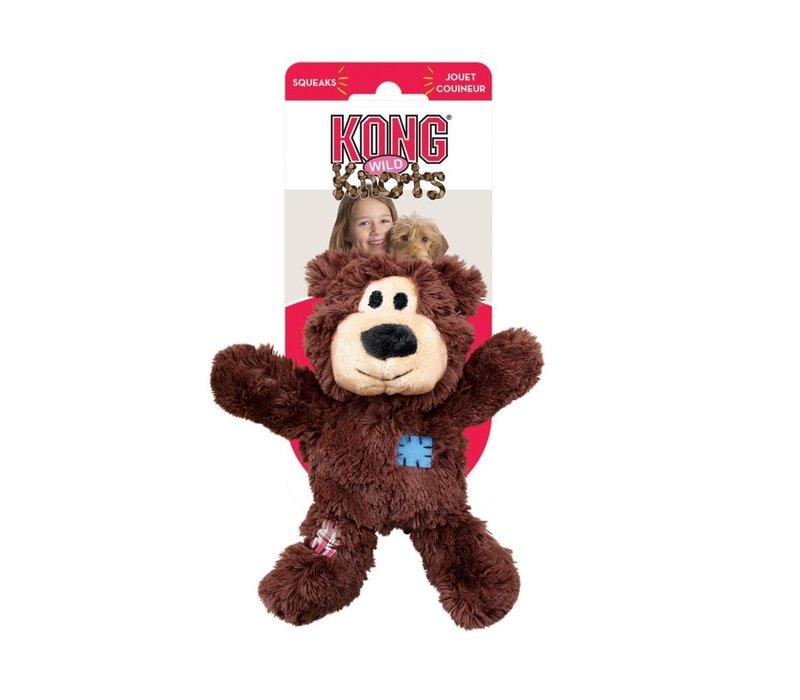 Kong Wild Knots Bear Sm/Med