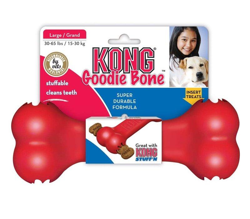 Kong Goodie Bone Large Red