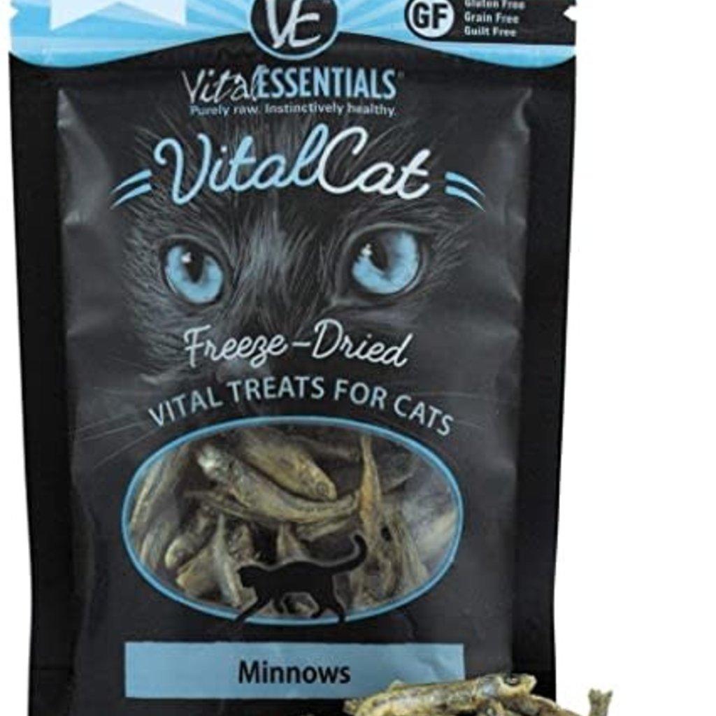 Vital Essentials Vital Essentials Minnows Cat Treat .5oz