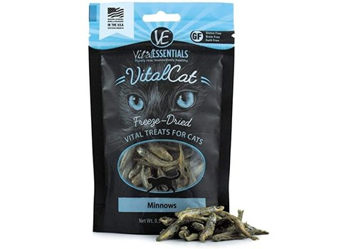 Vital Essentials Vital Essentials Minnow Cat Treat