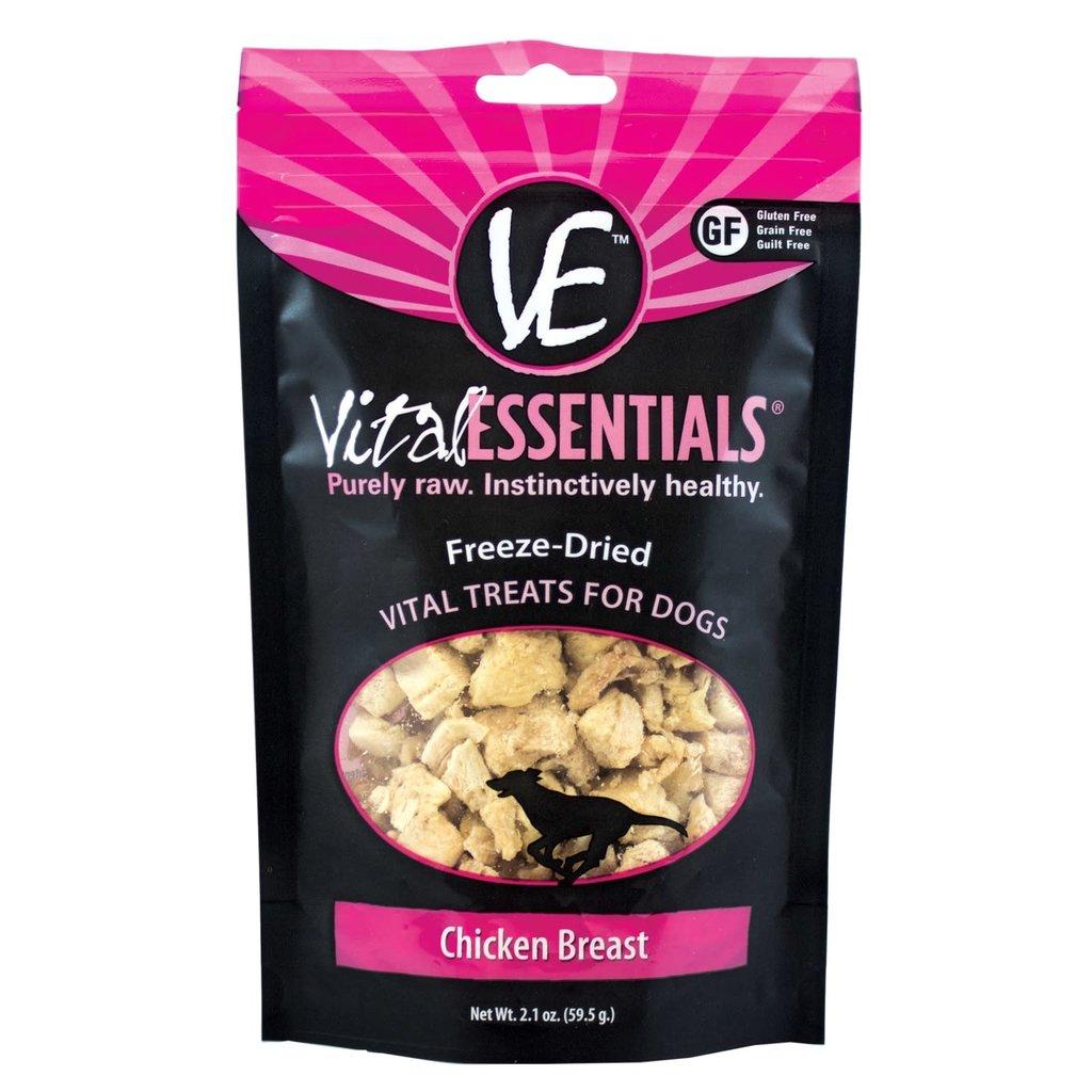 Vital Essentials Vital Essentials Chicken Cat Treat 1oz