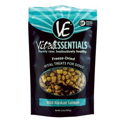 Vital Essentials Vital Essentials Salmon Cat Treat 1.1oz
