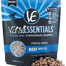 Vital Essentials Vital Essentials FD Beef Nibs 1#