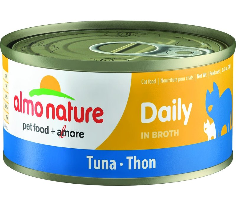 Almo Tuna Daily 2.47oz
